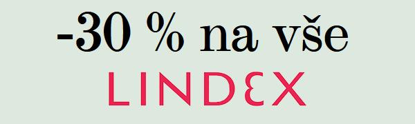 Móda Lindex se slevou 30 % na celý nákup