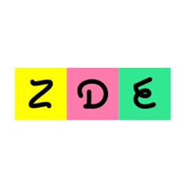 Drogerie ZDE logo