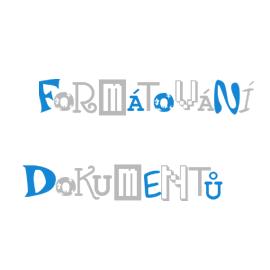 Formátování Dokumentů logo