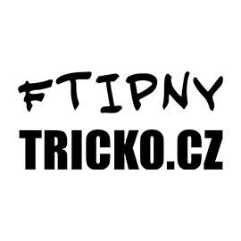 Ftipný tričko logo