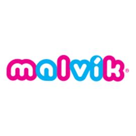 Malvík logo