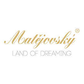 povlečení Matějovský logo