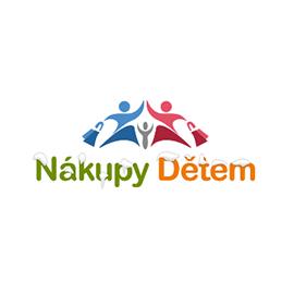 Nákupy dětem logo