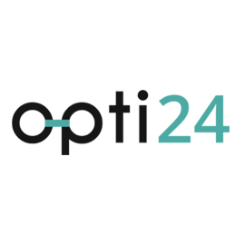 Opti24 logo