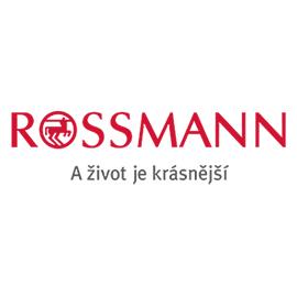 Drogerie Rossman logo
