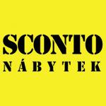 logo Sconto nábytek