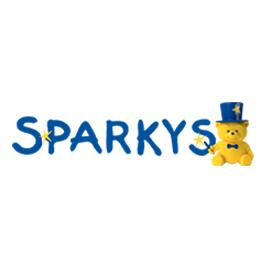 Sparkys's logo