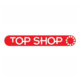 Top Shop logo
