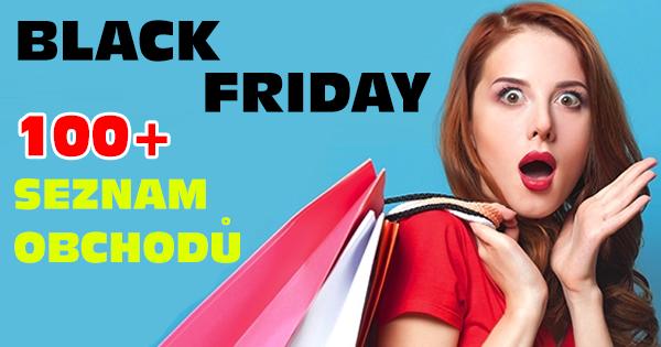 d30fe8ab14e4 Black Friday 2018 obchody zapojené do akce černý pátek • Kuponka.cz