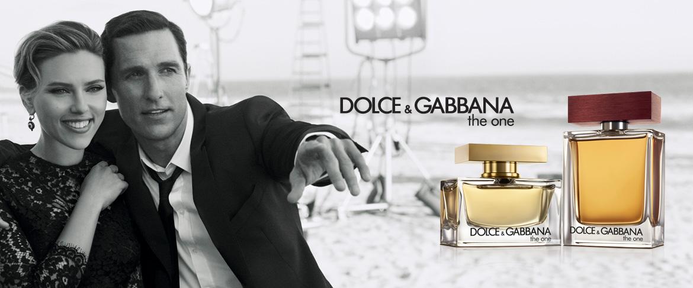 400 Kč sleva na parfémy Dolce Gabbana