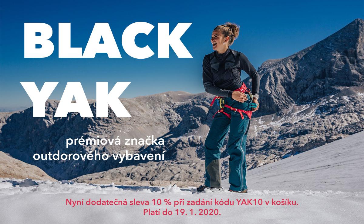 Sleva 10 % na Black Yak v Hanibalu